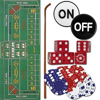 High Quality Craps Supplies